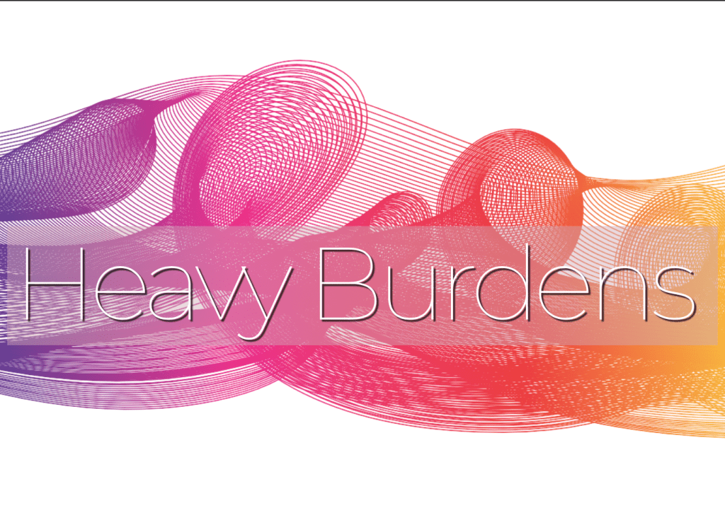 Heavy Burdens (Brazos Press, expected 2021) provides an honest account of the ways in which LGBTQ people experience discrimination in the church, helping Christians face the tragic reality of this legacy and empowering churches to navigate a better path forward.