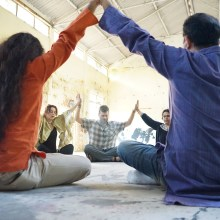Meditation Teacher Training, Rishikesh India, 2016 – Beatles Ashram