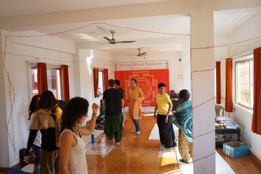 Meditation Teacher Training Satyam Shivam Sundaram Meditation School Rishikesh Goa India Meditation Teacher Shiva Girish Active Dance Meditation