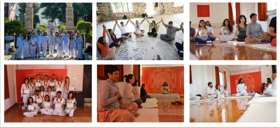 Yoga Meditation Teacher Training With Shiva Girish