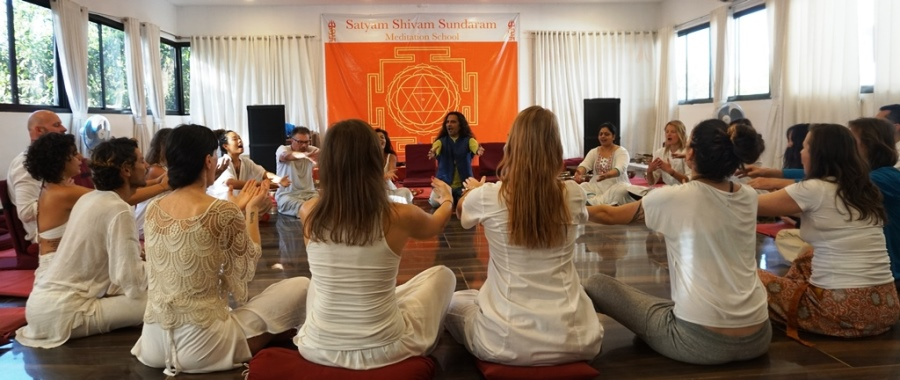 Online Meditation Teacher Training Progam India - Hongkong Singapore Bali