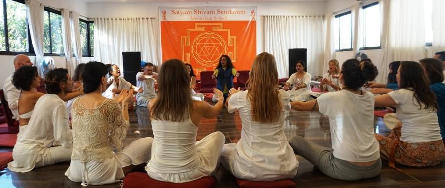 Online Meditation Teacher Training Progam India - Hongkong Singapore Bali