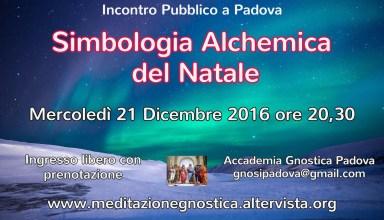 Simbologia Alchemica del Natale 1