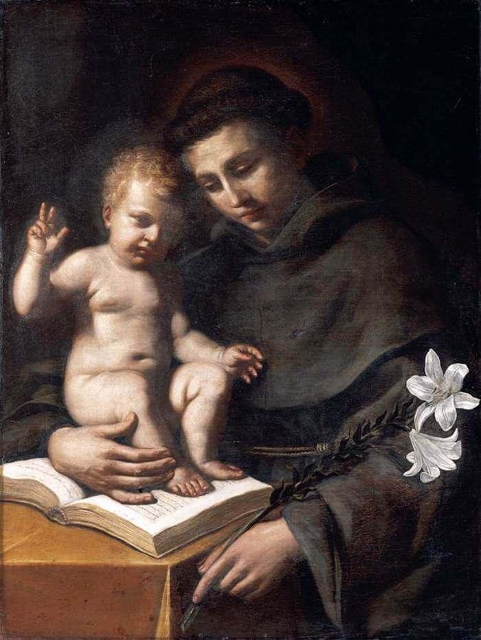 Antonio da Padova e l'Uomo Celeste