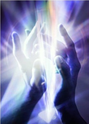 reiki of hands