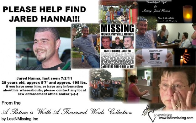 Jared Hann Missing Illinois Man