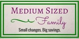 Medium Sized Family logo