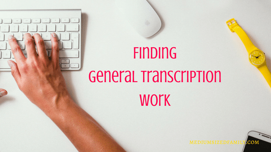 Secure Your Savings: General Transcription Opportunities for Earning