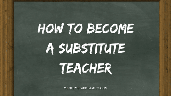 Secure Your Savings: How to Become a Substitute Teacher