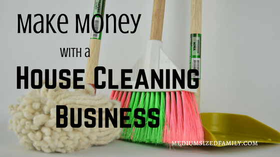 Secure Your Savings: Make Money With a House Cleaning Business