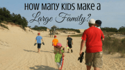 How Many Kids Do You Need to Reach the Large Family Definition?