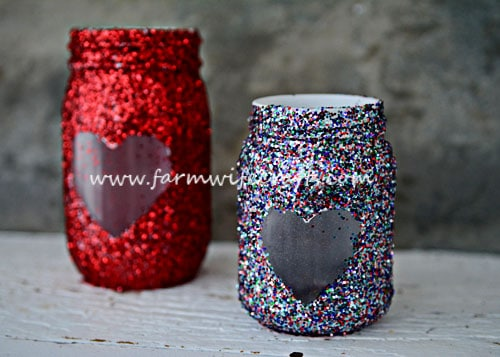 Cheap or Free Valentine's Day decor ideas