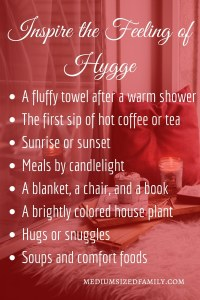 What is hygge? Here are some ideas to promote a hygge lifestyle at home so you can find happiness where you live.