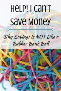It's no wonder I can't save money. I guess I've been thinking about it wrong all along!