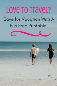 I'd love to travel more! Love this advice for filling your vacation savings account so you can travel without using credit cards all the time.