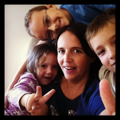 large family blogs