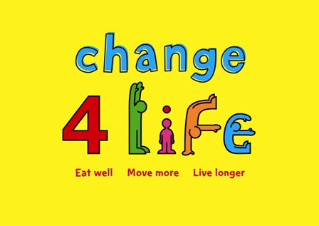 "Image 1. Public Health England's ""Change4Life"" campaign, which promotes healthy lifestyle changes. (Accessed from: http://campaigns.dh.gov.uk/category/change-4-life/ on 18.03.2015)"
