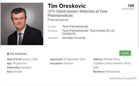 Tim Orešković