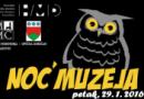 Noć muzeja 2016. u Muzeju Međimurja Čakovec