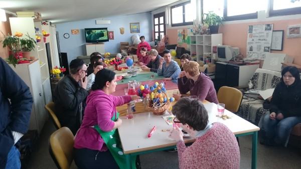 Dnevni centar Udruge za pomoć osobama s mentalnom retardacijom Međimurske županije