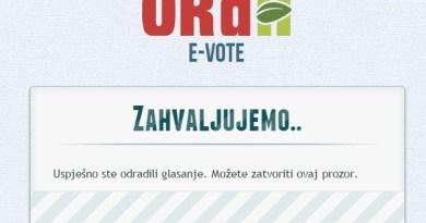 ORaH e-vote