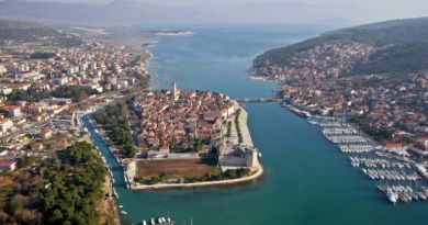 Trogir - najljepši grad-otok na svijetu