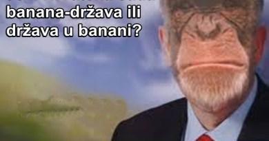 Je li Hrvatska sada banana-država ili država u banani?