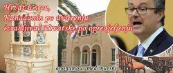 Hrvat u srcu, Kanađanin po uvjerenju, izrabljivač Hrvatske po opredjeljenju