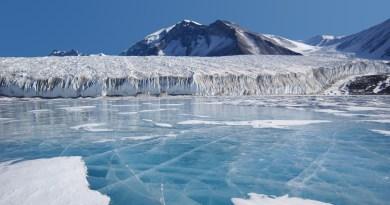 Ispod antarktičkog leda otkriveno gotovo 100 novih vulkana