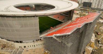 stadion u Ekaterinburgu
