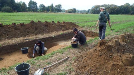 arheološka istraživanja na području Općine Domašinec