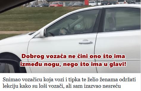 bolji šofer