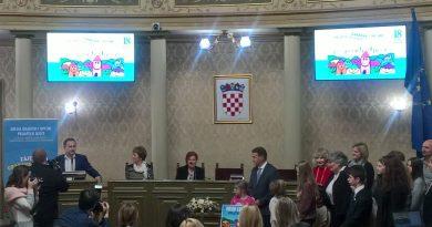 tematsko savjetovanje sudionika akcije Gradovi i općine – prijatelji djece