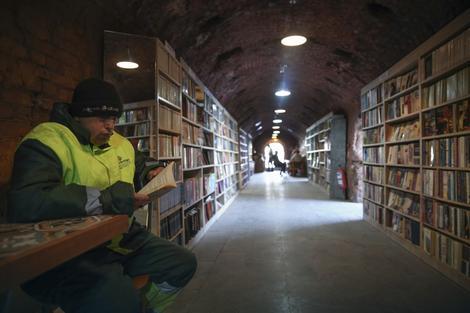 Knjižnica Gradske čistoće u Ankari