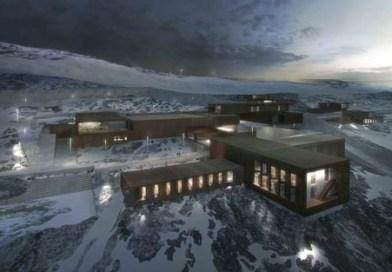 Na Arktiku zatvor koji nudi luksuz