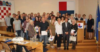 U Velikoj vijećnici Međimurske županije svečano potpisani ugovori za kulturni amaterizam