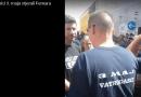 Radnici 3. maja otjerali živozidaša Ivana Pernara