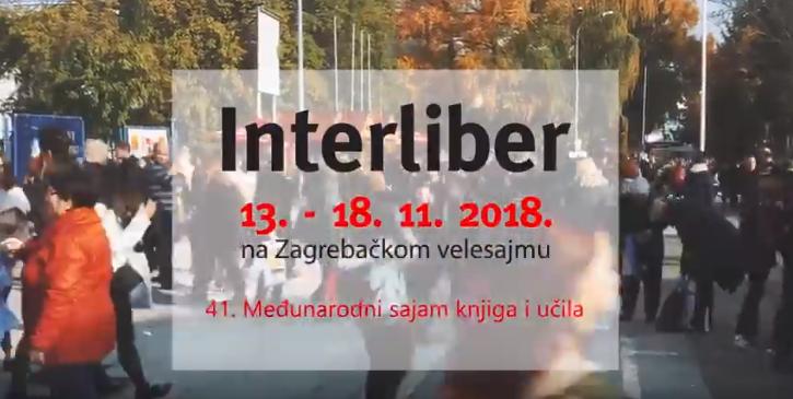 INTERLIBER 2018, 13. - 18. 11. 2018.
