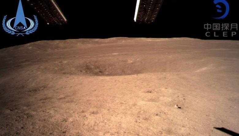 Kineska sonda sletjela na tamnu stranu Mjeseca