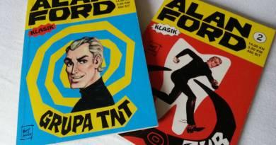 Alan Ford slavi 50. rođendan, a nije ostario ni dana