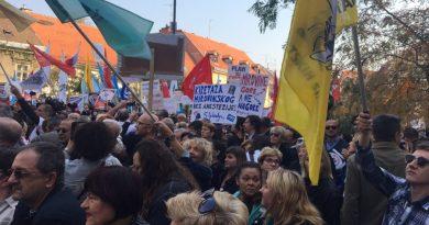 Sindikati pokreću inicijativu za raspisivanje referenduma o mirovinama