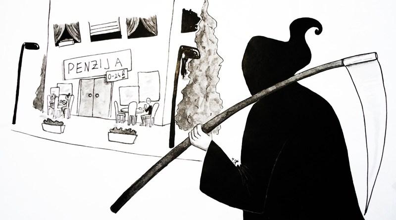Predstavljanje knjige Konobar s olovkom