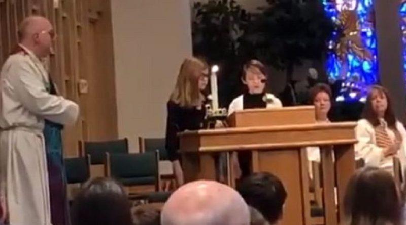 Na vlastitoj krizmi su objavili da se neće pridružiti crkvi koja diskriminira gejeve