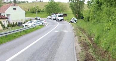 11 migranata hitno prevezeno u ŽB Čakovec nakon prevrnuća vozila
