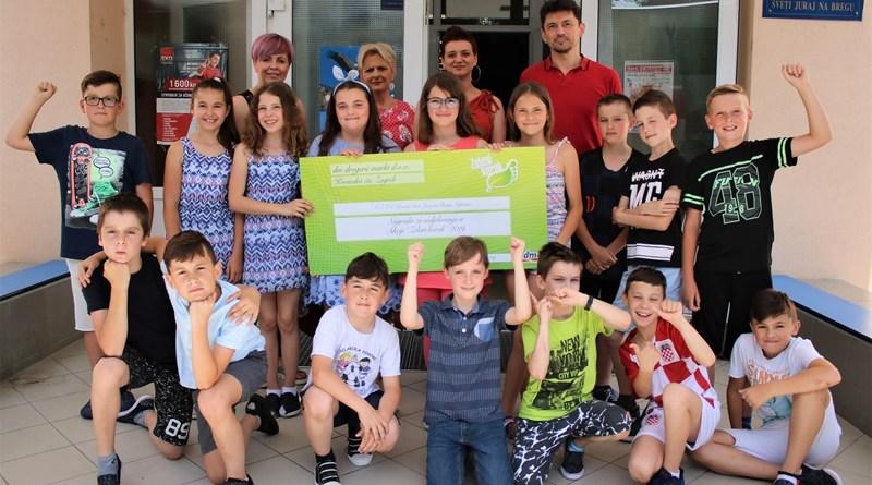 Dvije škole iz Međimurske županije među najboljima u dm-ovoj eko akciji