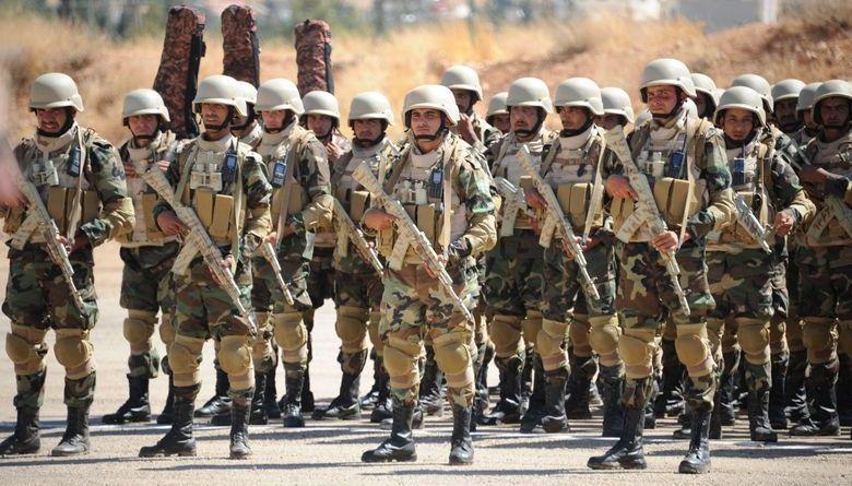 Sirijska vojska