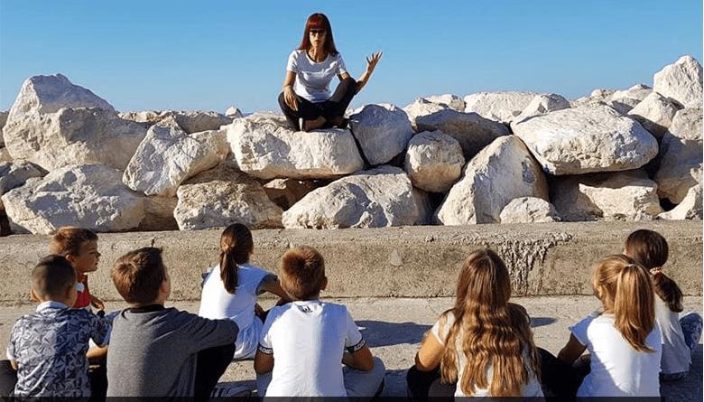 Djeca su zakon: pročitajte odgovor drugašića što rade ljudi u jesen