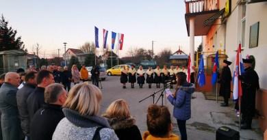 U Goričanu obilježen Dan sjedinjenja Međimurja s maticom zemljom Hrvatskom