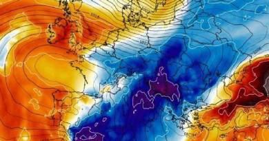 Stiže ledeni val s Arktika i snijeg