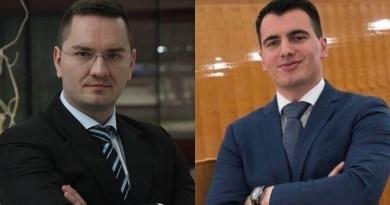 Odvjetnici Danijel Pribanić i Martin Sherri